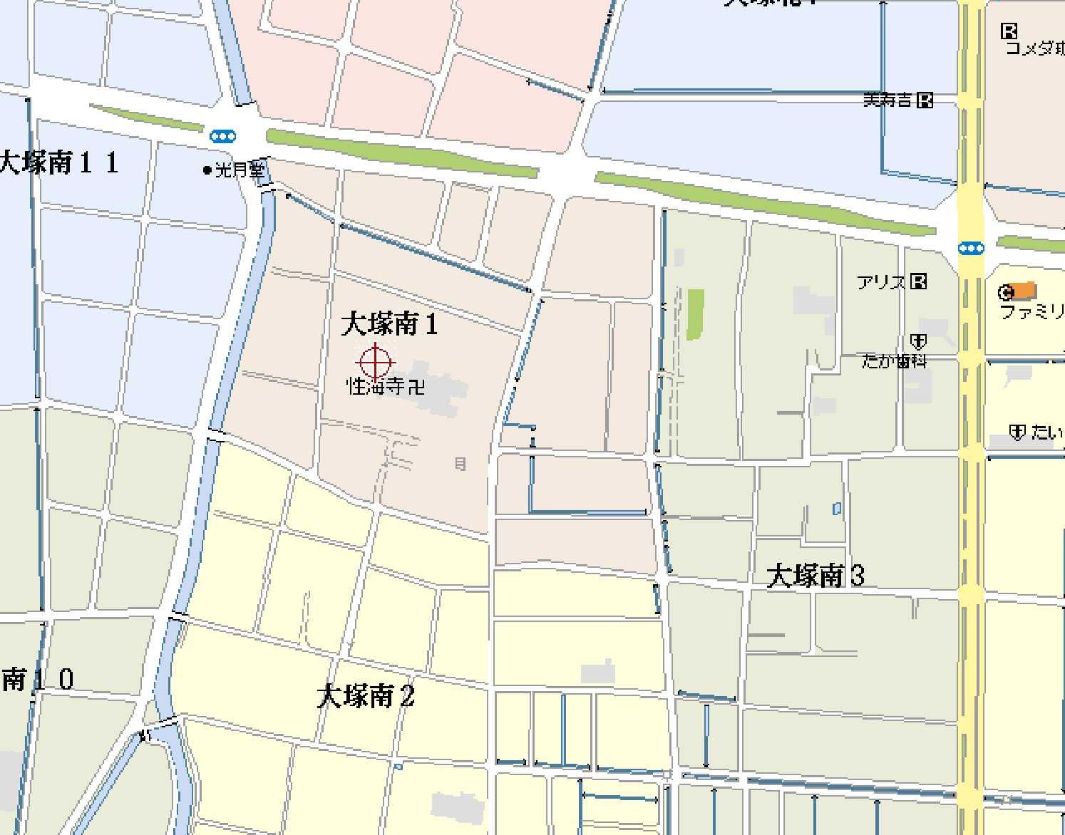 稲沢市 性海寺(あじさい寺)